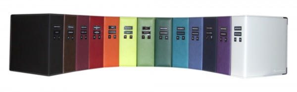 DVD Storage Binder